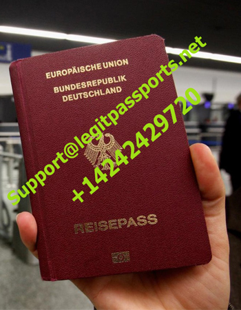 German passport 1