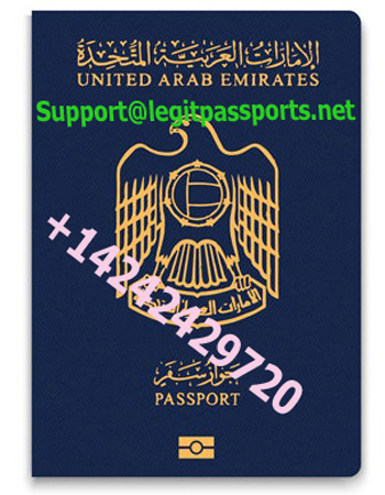 UAE passport 1